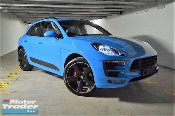 2015 PORSCHE MACAN 2.0 TURBO