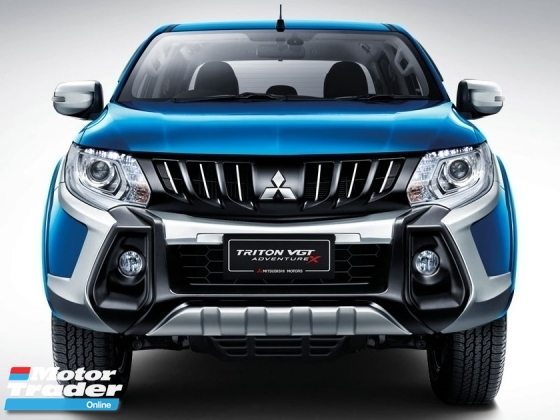 2018 MITSUBISHI TRITON Adventure X Discount 12K + FREE iPhone