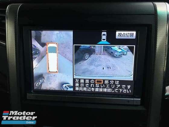 2013 TOYOTA VELLFIRE 2.4 ZG FULL PILOT ELECTRIC SEAT NO GST NO SST ORIGINAL SURROUNDING CAMERA 2013 UNREG JAPAN