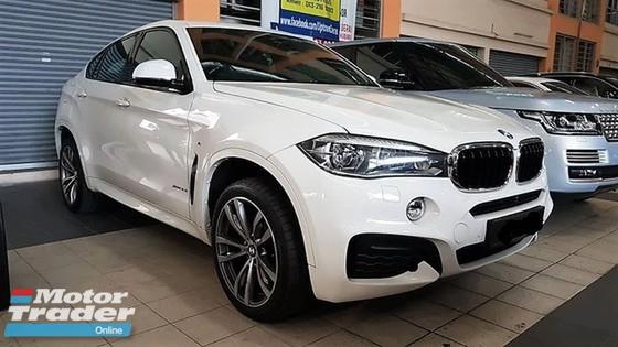 2016 BMW X6 3.0 PETROL M-SPORT LOCAL SPEC