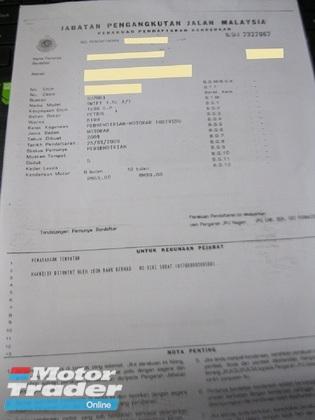 2010 SUZUKI SWIFT 1.5 L (A) TIPTOP CONDITION