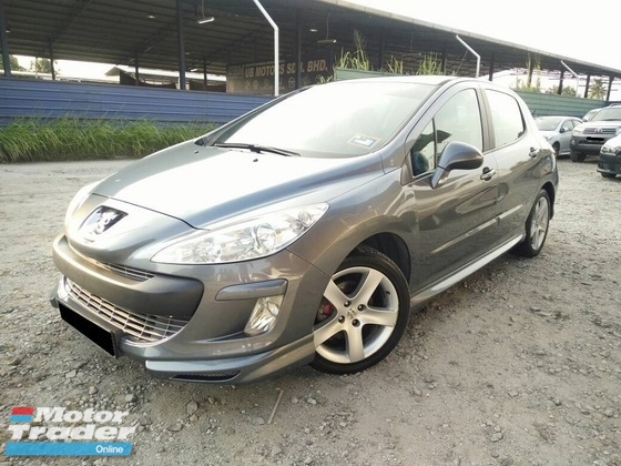2011 PEUGEOT 308 1.6 TURBO (A) GOOD CONDITION
