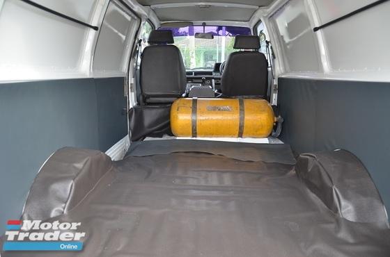 2006 Nissan Vanette C22 Panel Van 1.5cc Petrol (NGV Gas)