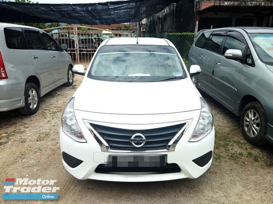 2015 NISSAN ALMERA 1.5 FULL Spec(AUTO)2015 Only 1 LADY Owner, 17K Mileage, TIPTOP, ACCIDENT-Free, DIRECT-Owner, with FULL Spec & NISSAN WARRANTY