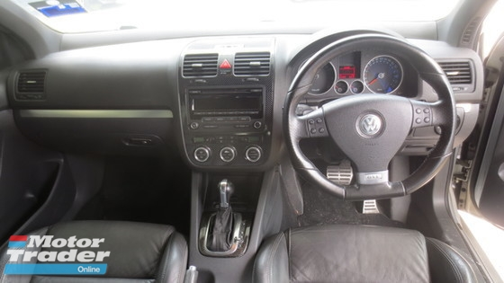 2007 VOLKSWAGEN GOLF GTi 2.0 (A) FULLY STAGE 2 APR