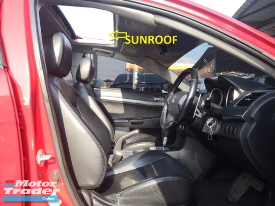 2009 MITSUBISHI LANCER 2.0 GT (A) SUNROOF