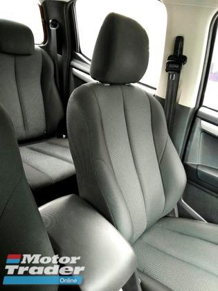 2015 ISUZU D-MAX 2.5L 4X2 DOUBLE CAB