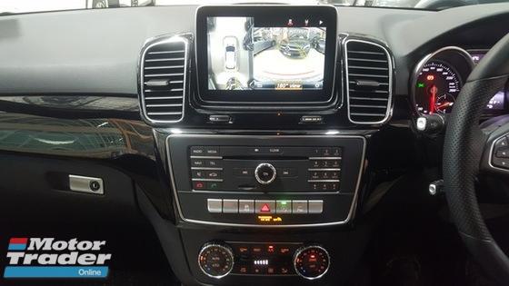 2015 MERCEDES-BENZ GLE 400