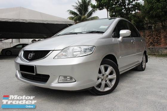 2007 HONDA CITY 1.5 (A) VTEC (New Facelift Model)(Ori Year Make 2007)(1 Owner)