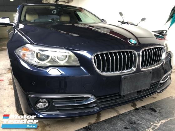 2013 BMW 5 SERIES 523I M SPORT