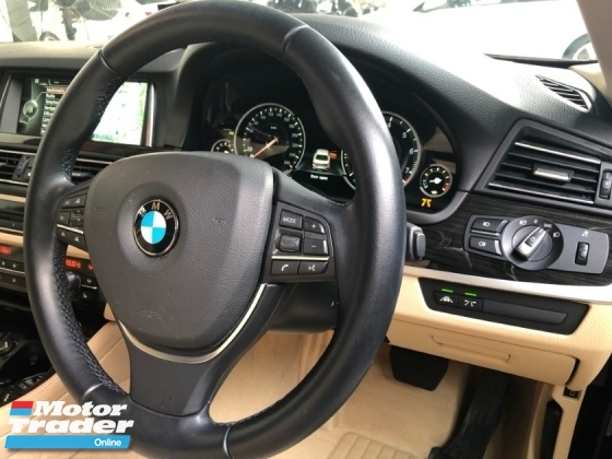 2014 BMW 5 SERIES 528I LEATHER PACKAGE