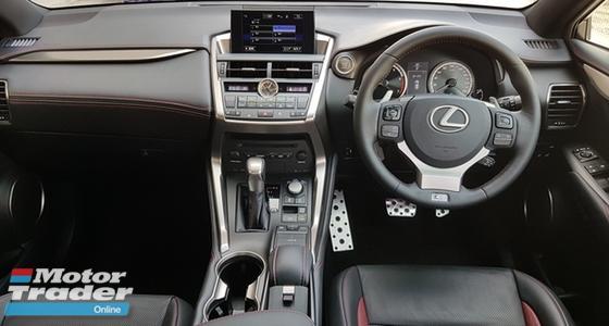 2015 LEXUS NX 2015 Lexeus NX200T F Sport Unregister for sale