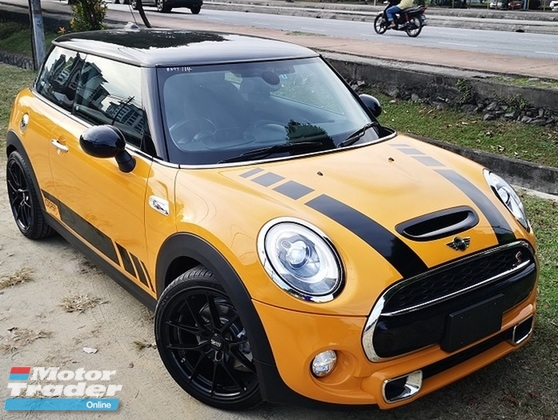 2014 MINI 3 DOOR 2014 MINI COOPER S 2.0A TWIN TURBO FACELIFT JAPAN SPEC SELLING PRICE ( RM 149000.00 NEGO ) CAR BODY