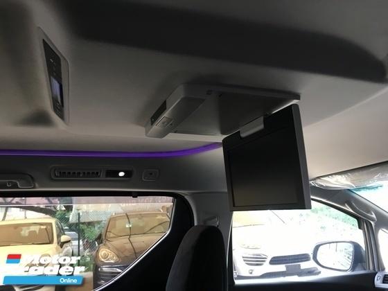 2016 TOYOTA VELLFIRE Unreg Toyota Vellfire ZG Pilot 7seather 360View Cam 7G Keyless Push Start