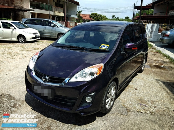 2013 PERODUA ALZA 1.5 FULL Spec(AUTO)2013 Only 1 Careful UNCLE Owner, 78k Mileage, TIPTOP, ACCIDENT-Free,DIRECT-Owner, NEGOTIABLE with FULL BODYKIT