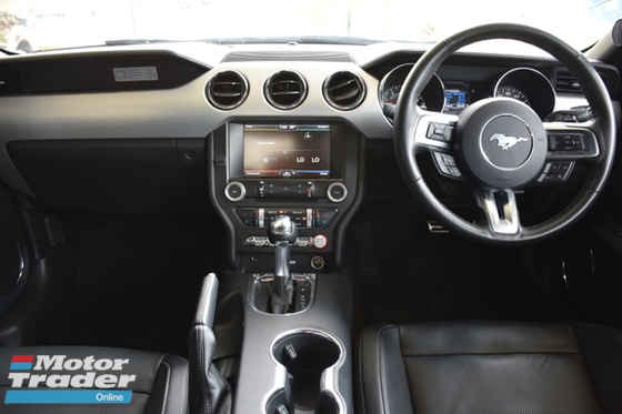 2016 FORD MUSTANG 2.3 ECO BOOST BOOK NOW