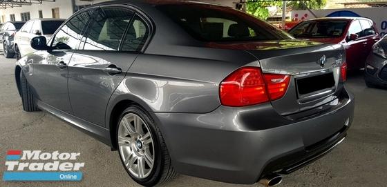 2010 BMW 3 SERIES 320I SEDAN EXCLUSV/M-SPORT E90