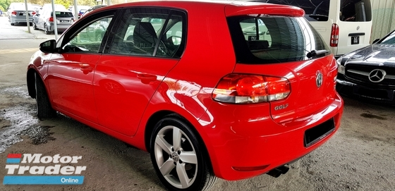 2013 VOLKSWAGEN GOLF 1.4 SPECIAL EDITION SUNROOF