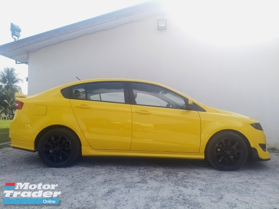 2013 PROTON PREVE 6 SPEED R3 BODYKIT MUSTANG YELLOW 0 DP FULL LOAN 2 DAYS APPROVAL TIPTOP LIKE NEW CAR
