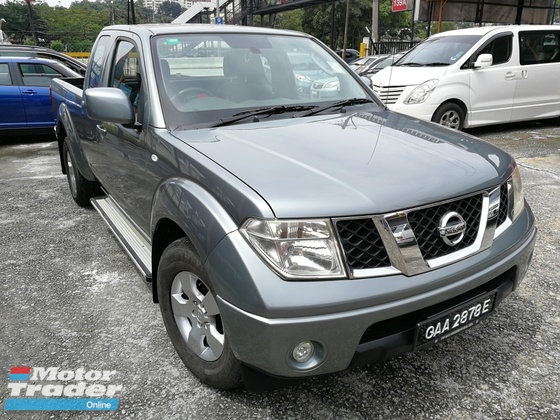 2012 NISSAN NAVARA 2.5 (M) SINGLE CAB 4WD Limited
