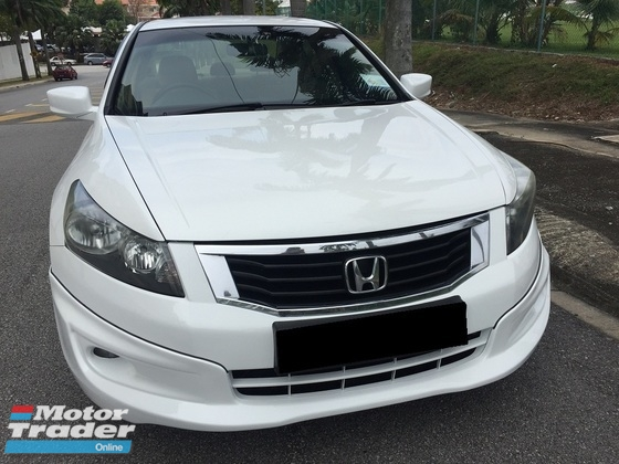 2008 HONDA ACCORD 2.0 L(A) HIGH SPEC FACE LIFT FULL BODY KITT LOW MILLEAGE