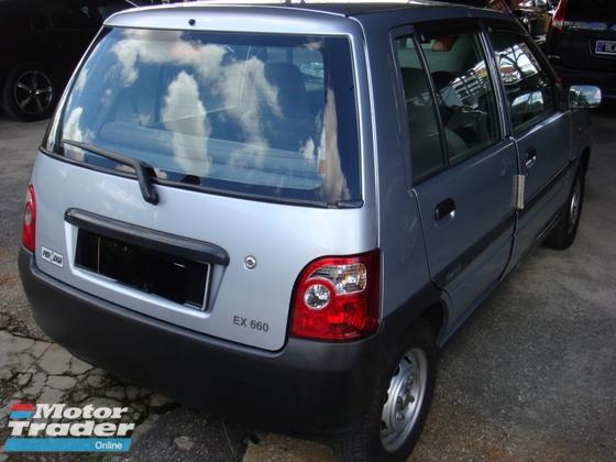 2009 PERODUA KANCIL 660EX (M)