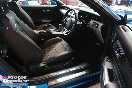 2016 FORD MUSTANG GT COUPE 0% GST