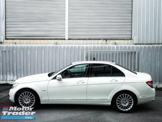 2011 MERCEDES-BENZ C-CLASS C250 AVANTGARDE BLUE EFFICIENCY