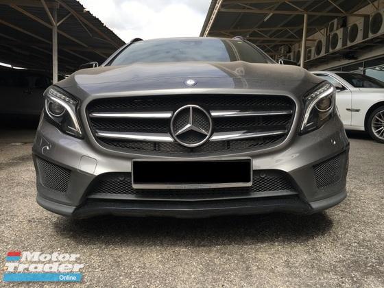 2015 MERCEDES-BENZ GLA 2015 Mercedes Benz GLA250 4MATIC (CBU) 2.0 (A)
