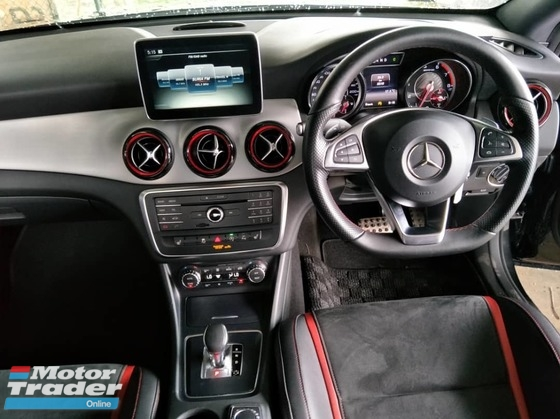 2015 MERCEDES-BENZ CLA 45 COUPE AMG 4 MATIC (ACTUAL YEAR MAKE 2015) NO HIDDEN CHARGES