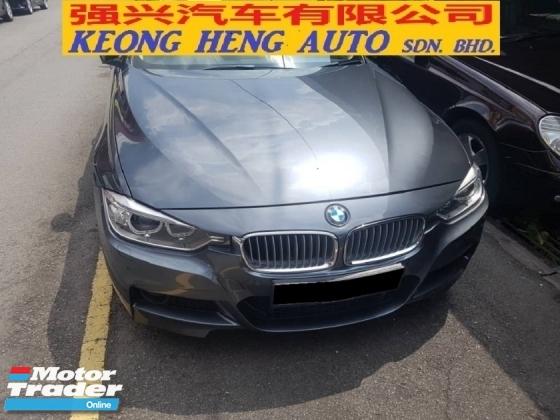 2014 BMW 3 SERIES 320d 2.0 MODERN (M SPORT BODYKIT)(ACTUAL YR MADE 2014)