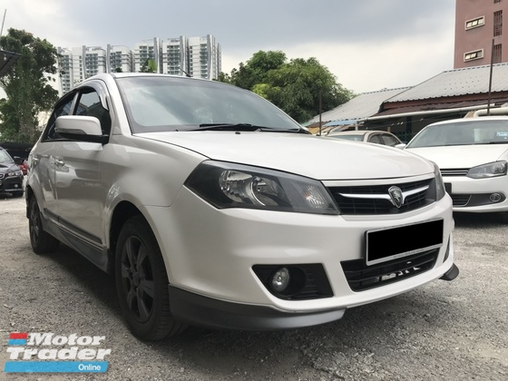 2012 PROTON SAGA FLX 1.3 (A) CVT EXECUTIVE Bodykit Full Loan Available !!!