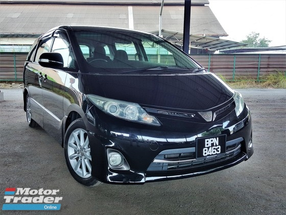 2009 TOYOTA ESTIMA 2.4 AERAS NEW FACELIFT CRAZY SALES 2018