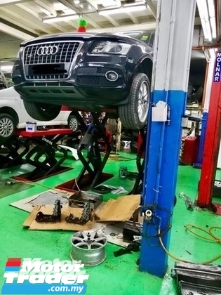 AUDI Q5 GEARBOX TRANSMISSION PROBLEM.  RECOND. OVERHAUL AND CHANGING NEW VALVE BODY AUDI MALAYSIA NEW USED RECOND CAR PART AUTOMATIC GEARBOX TRANSMISSION REPAIR SERVICE MALAYSIA Engine & Transmission > Transmission