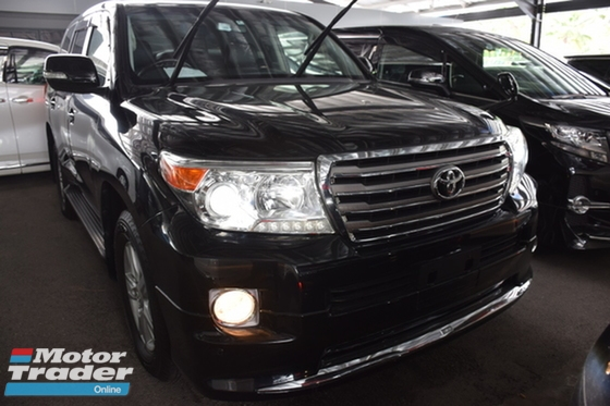 2014 TOYOTA LAND CRUISER AX G SUNROOF LEATHER