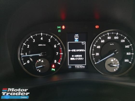 2015 TOYOTA ALPHARD 2.5 Welcab = JBL Surround = Auto Steering = 2 Power Door =