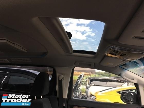 2016 TOYOTA ALPHARD Unreg Toyota Alphard SA 2.5 Sunroof 360View Cam 7G Keyless Powerboot Push Start