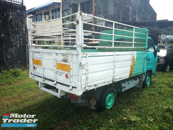 1992 TOYOTA OTHER YH81 Lorry 1.8 FULL Spec(MANUAL)1992.1998 Only 1 UNCLE Owner, LOW Mileage, TIPTOP, ACCIDENT-Free, DIRECT-Owner, NEGOTIABLE