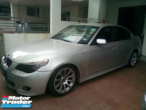 2004 BMW 5 SERIES 525i 2.5 E60