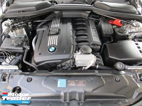 2008 BMW 5 SERIES 525I 2.5 (A) M-SPORT LOCAL