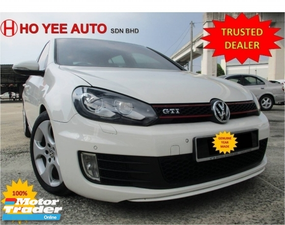 2009 VOLKSWAGEN GOLF GTI Ori Condition