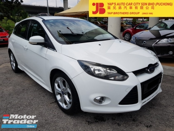 2012 FORD FOCUS SPORT 2.0 (A)