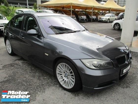 2007 BMW 3 SERIES 320i SE (A)