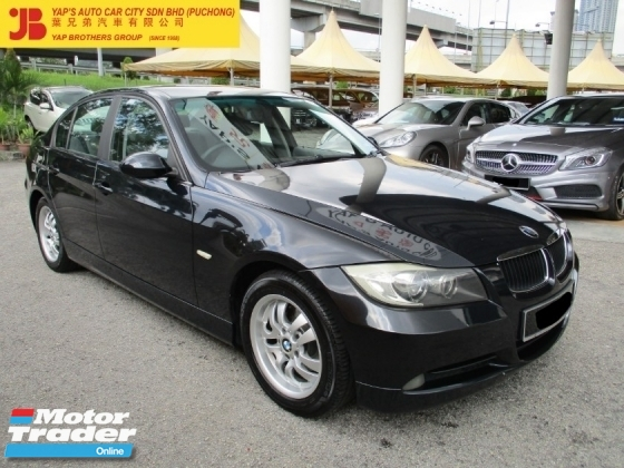 2007 BMW 3 SERIES 320i 2.0 (A)