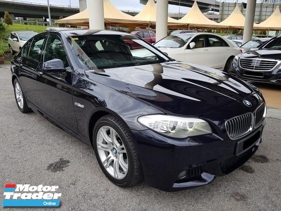 2013 BMW 5 SERIES 528i M-SPORT 2.0 (A)