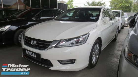 2013 HONDA ACCORD 2.0 VTI-L