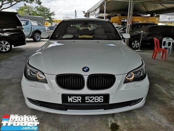 2009 BMW 5 SERIES 523I