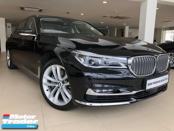 2018 BMW 7 SERIES 740Le xDrive Plug In Hybrid By Ingress Auto
