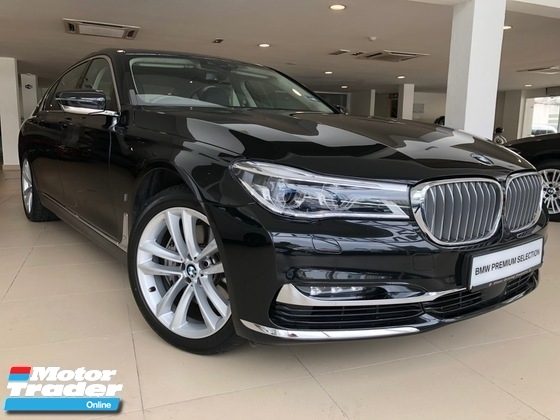 2018 BMW 7 SERIES 740Le xDrive Plug In Hybrid By Ingress Auto