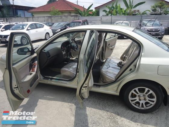 2004 HYUNDAI ELANTRA 2004 Hyundai Elantra 1.8 (A) 1 Careful Owner
